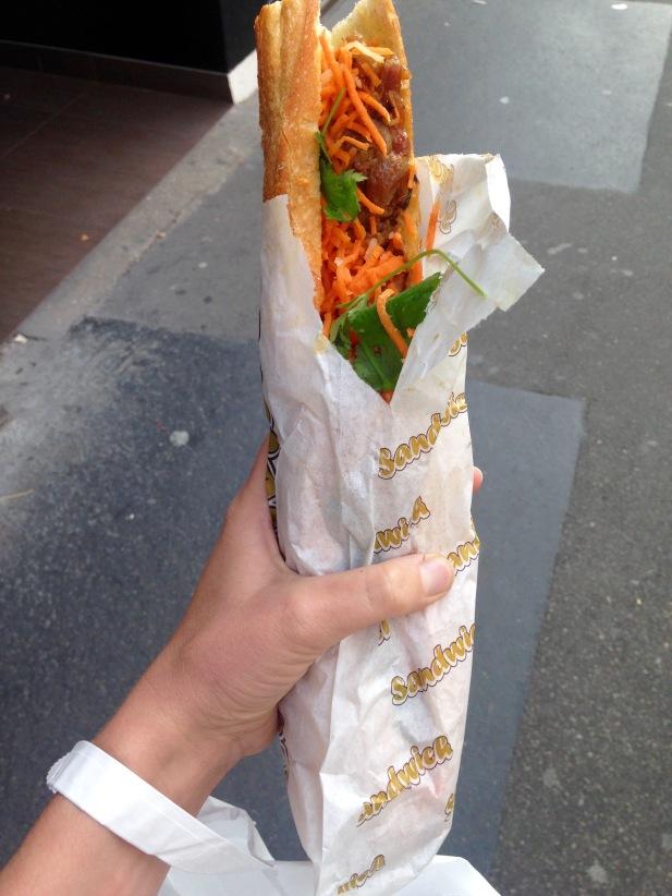 Luük Sandwich Saumon Magazine Banh Mi