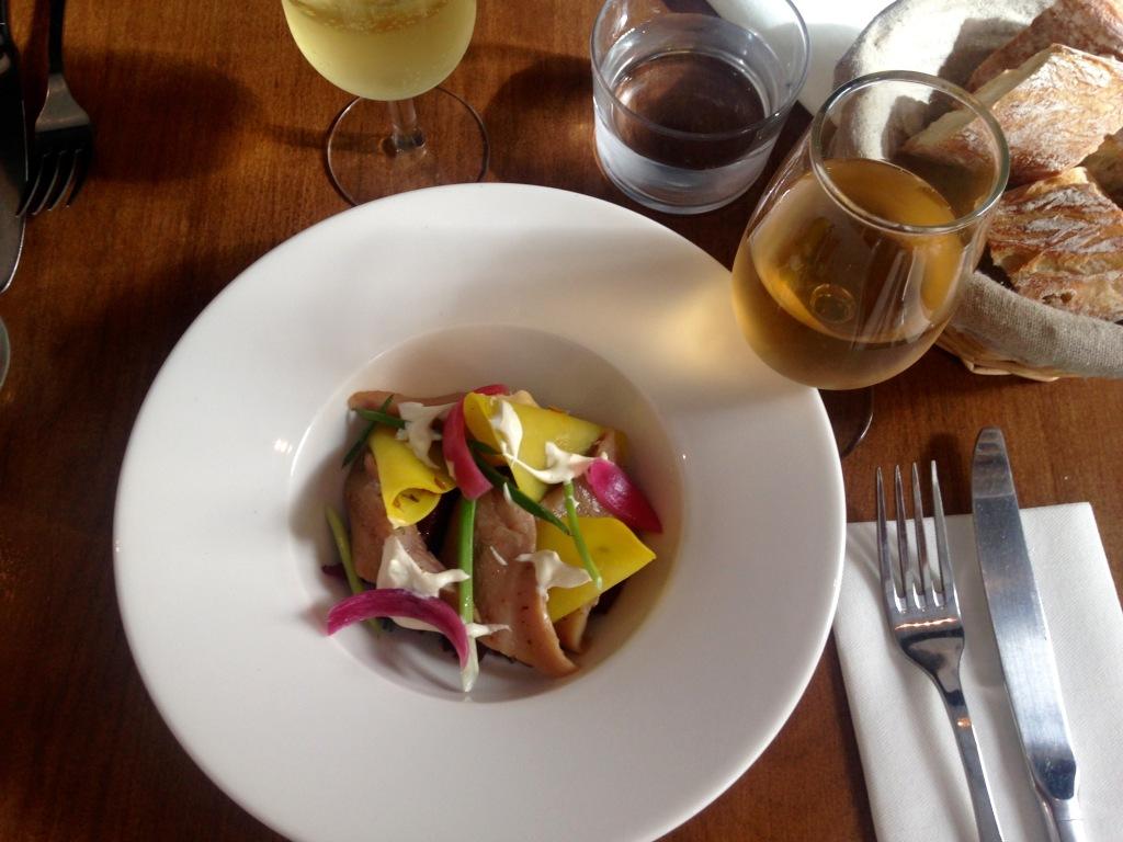 Restaurant : La Pantin Saumon Magazine