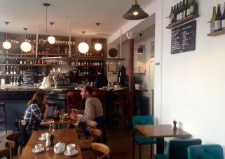 Restaurant Paris ; La Pantin, Saumon Magazine