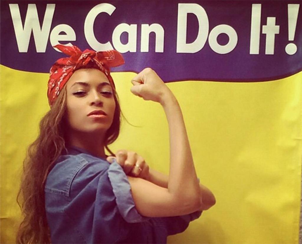 Féminisme Beyoncé