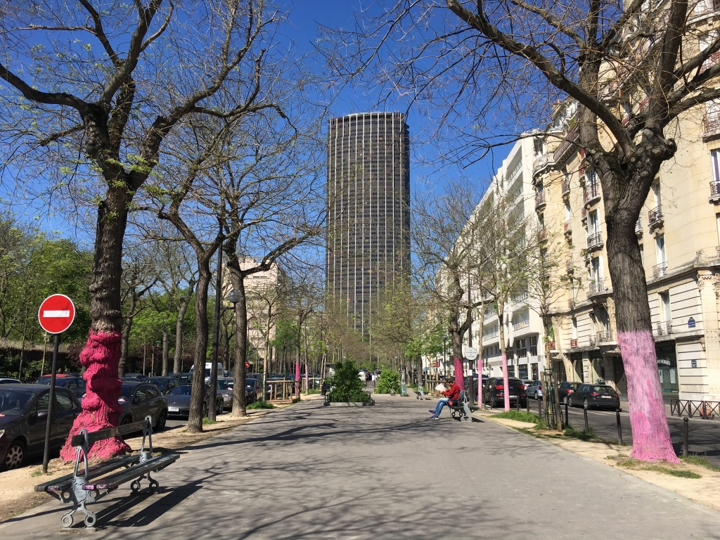 Rive gauche : Tour Montparnasse