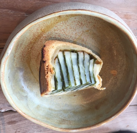 Céleri en croute