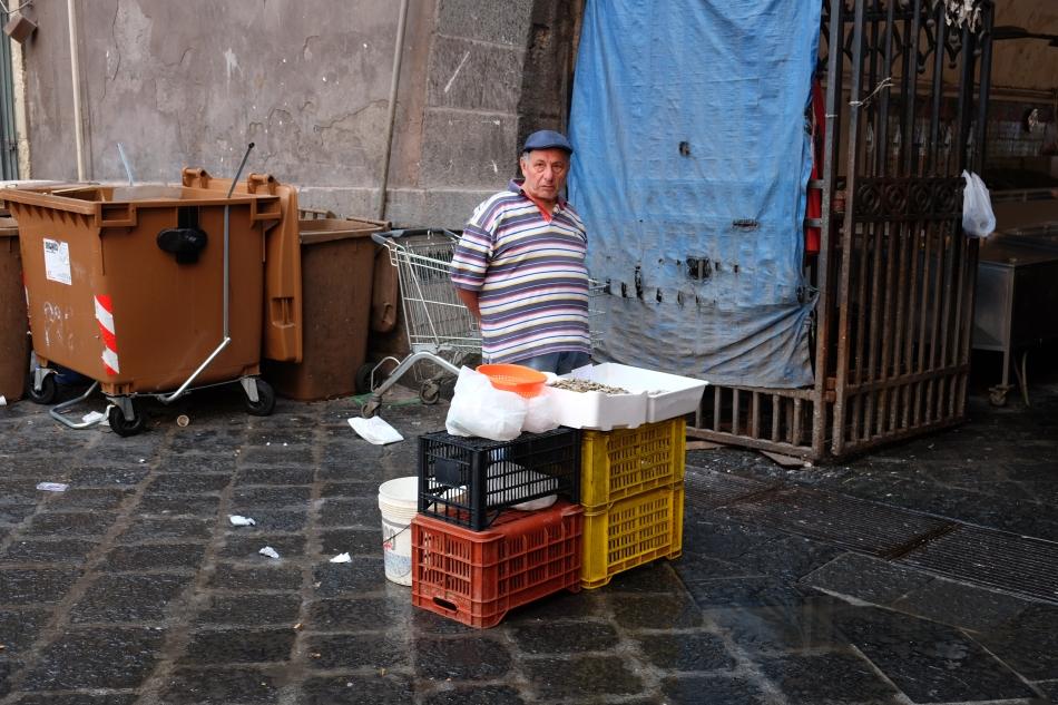 Le marché de poissons - La Pescheria