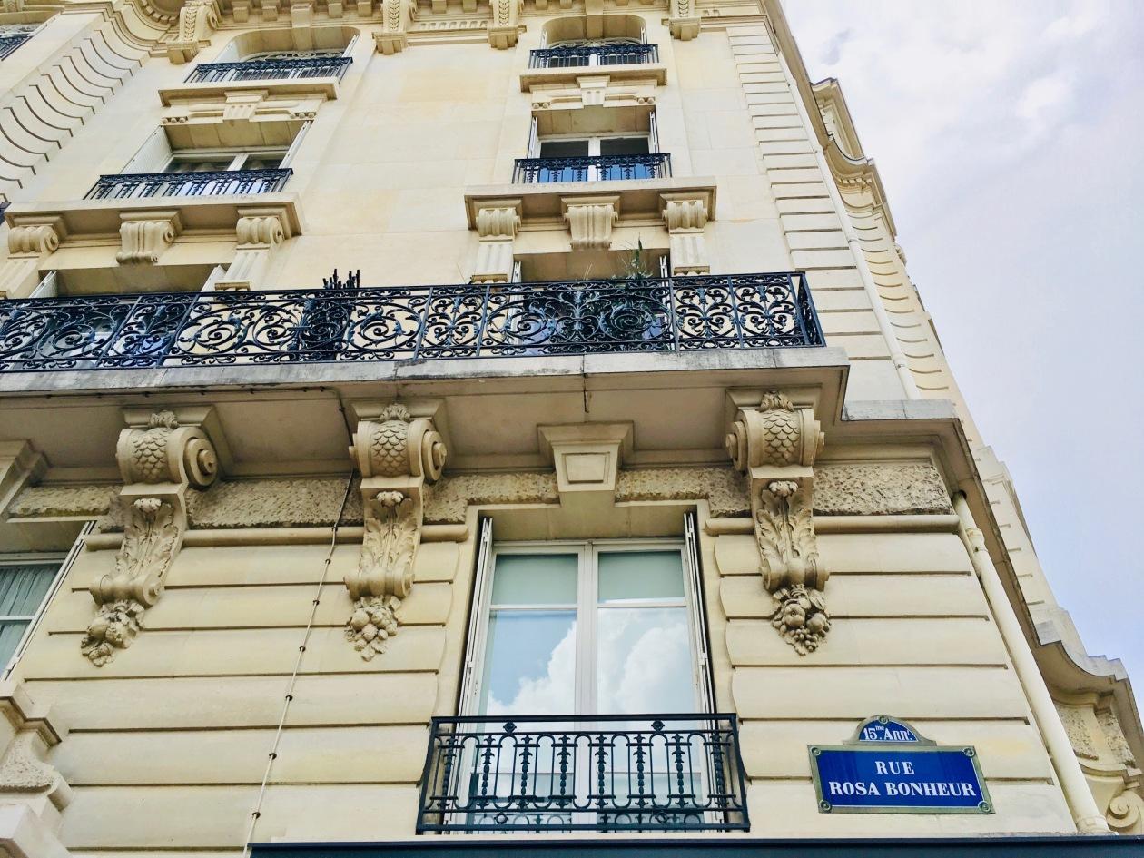 Rive gauche Paris 15ème